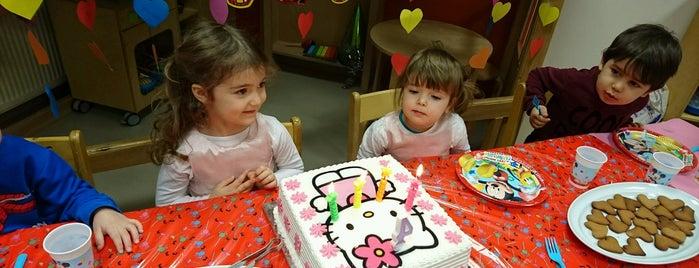 Play To Learn Preschool (Koç Üniversitesi Rumelifeneri Kampüsü) is one of Tempat yang Disimpan Susie.