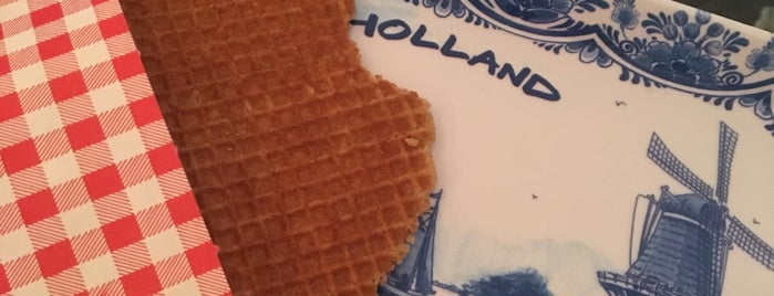 Holland Wafels is one of Lo mejor en Col. Juárez CDMX.