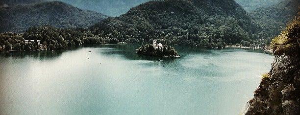 Blejsko Jezero / Lake Bled is one of Slovenia 2013.