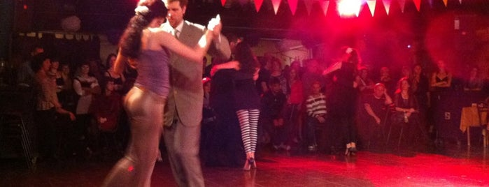 La Viruta Tango Club is one of Bares.