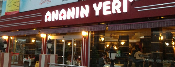 Ananın Yeri is one of Must-visit Food in Kayseri.