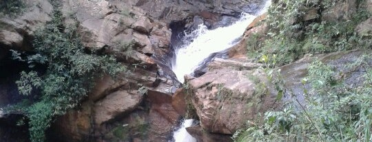Cachoeira Véu da Noiva is one of São Thomé das Letras - MG - BRAZIL.
