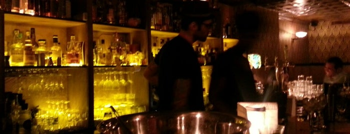 Moonshiner is one of BARS COOLS PARIS.