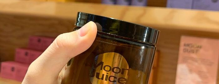 Moon Juice is one of US18: Los Angeles.