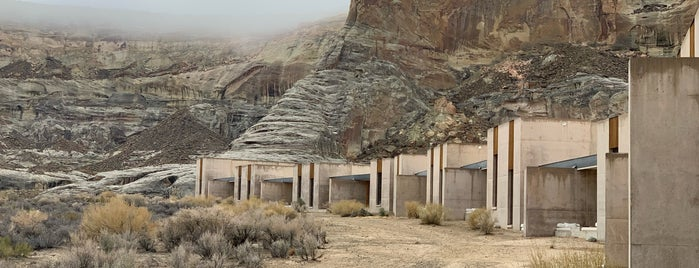 Amangiri is one of Hotels around the world.