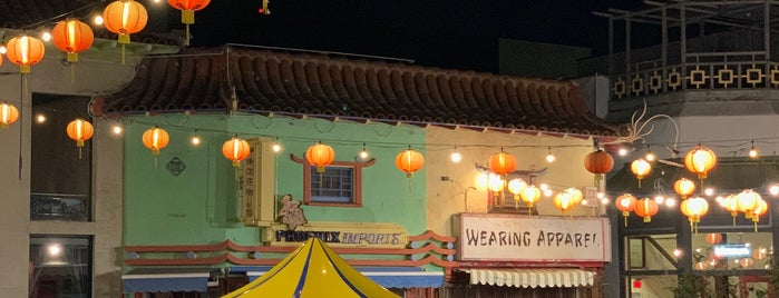 Chinatown is one of strip clubs XXX.