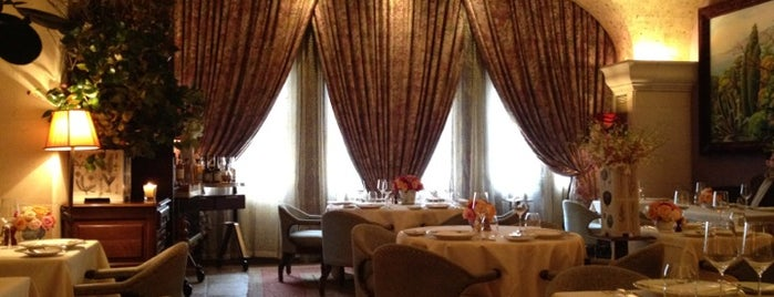 Bouley is one of NYC/MHTN: International.
