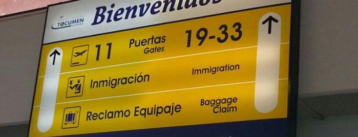 Zonita Libre Aeropuerto Internacional de Tocumen is one of Eleazar : понравившиеся места.