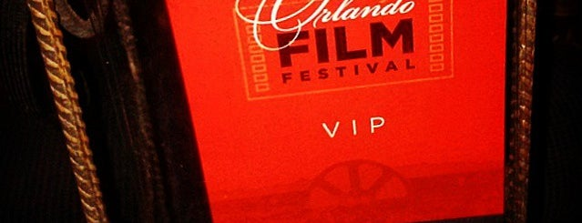 Orlando Film Festival is one of FUN.