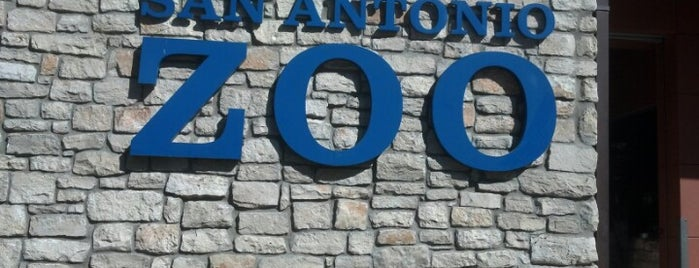 San Antonio Zoo is one of Orte, die Alan-Arthur gefallen.
