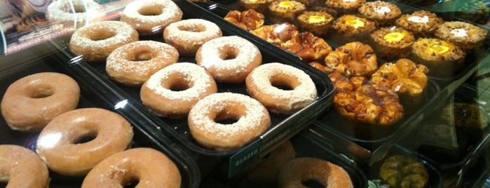 Krispy Kreme is one of Jeddah, The Bride Of The Red Sea.
