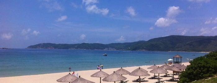 Dadonghai Beach is one of Sanya.