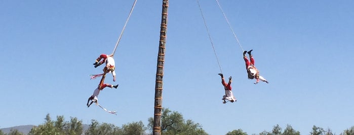 Voladores de papantla is one of Gabrielaさんのお気に入りスポット.