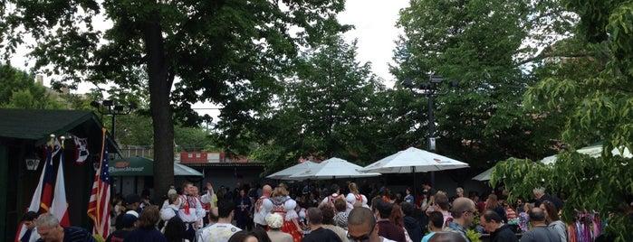 Bohemian Hall & Beer Garden is one of Favorite Spots.
