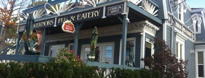 Governor's Pub is one of Bob Pelley's Cape Breton.