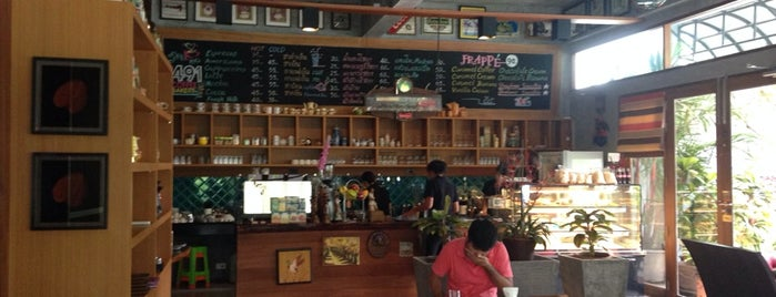 491 Restaurant, Coffee & Bakery is one of Phuket.