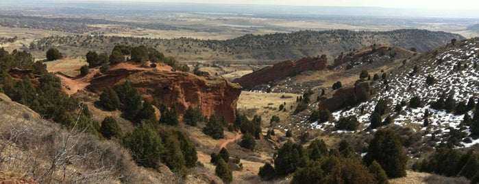 Red Rocks Hiking Path is one of Denver/Breck Trip 2016.