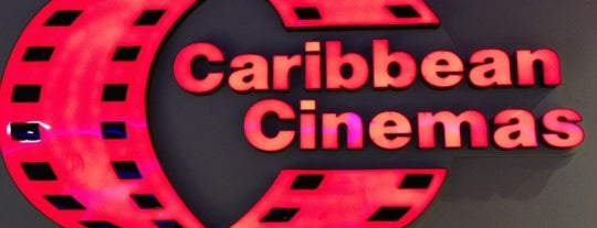 Caribbean Cinemas is one of Orte, die Brashell gefallen.
