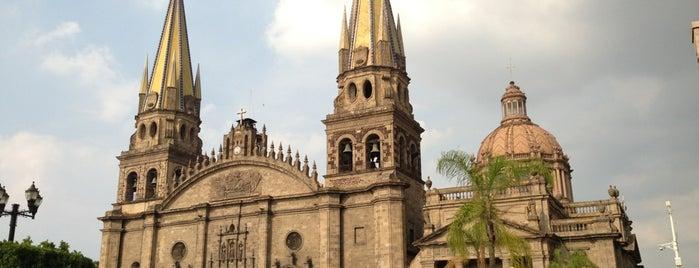 Catedral Basílica de la Asunción de María Santísima is one of Guadalajara.