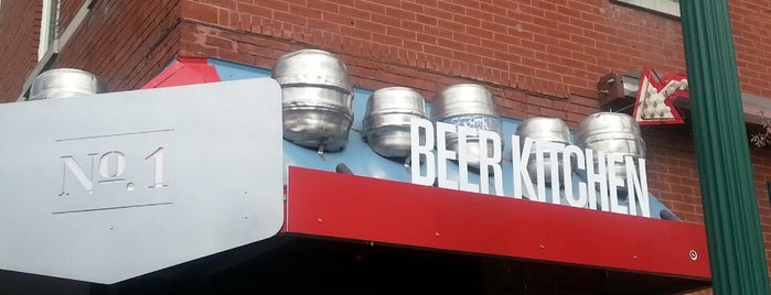 Beer Kitchen No. 1 is one of USA Kansas City.