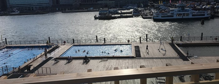 Allas Sea Pool is one of Helsinki.