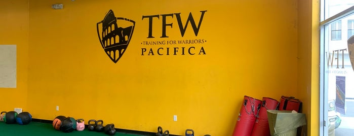 Training For Warriors TFW Pacifica is one of SF-CA-SD.