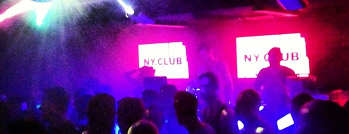 NY.Club is one of Clubs Munich.