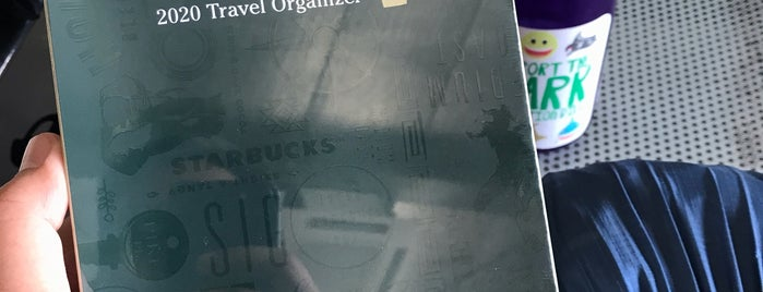 Starbucks is one of Lieux qui ont plu à Shank.