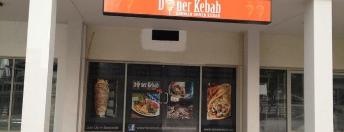 German Doner Kebab is one of Dubai Food 3.