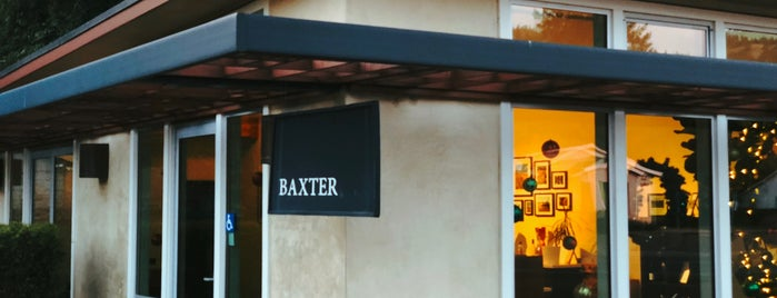 Baxter Winery is one of Beyond the Peninsula.