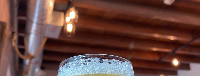 Rowley Farmhouse Ales is one of Santa Fe.