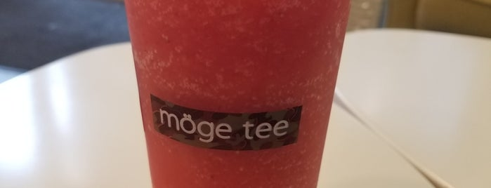 Moge Tee is one of Karen 님이 좋아한 장소.