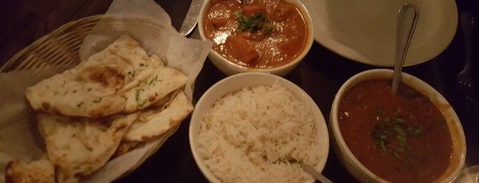 Indian Table is one of Tempat yang Disukai Danielle.