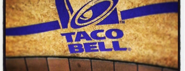 Taco Bell is one of Step's Liked Places.