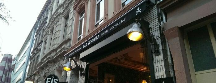 Bar Schmitz is one of Sweets.
