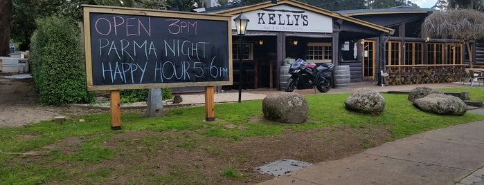 Kelly's Bar & Kitchen is one of Crafty Pint's list of bars.
