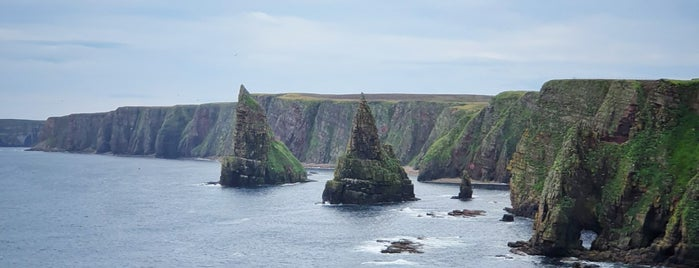 Stacks of Duncansby Head is one of Tempat yang Disimpan Sevgi.