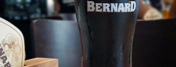 Bernard Pub is one of Locais curtidos por Lucky Devil.