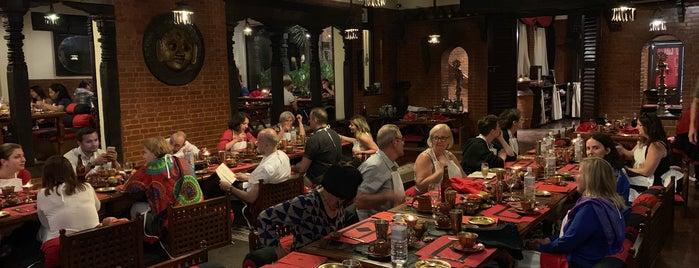 Krishnarpan Restaurant is one of Nepal/ Kathmandu.
