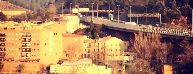 Hospital Sant Joan de Deu de Martorell is one of Autoescuela : понравившиеся места.