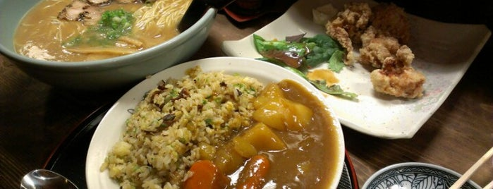 Asa Ramen is one of South Bay 'pacifically.
