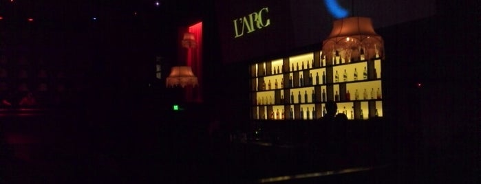 L'ARC is one of Noche BAIRES.