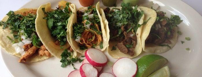 La Poblanita Mexican Restaurant is one of Orte, die Steven gefallen.