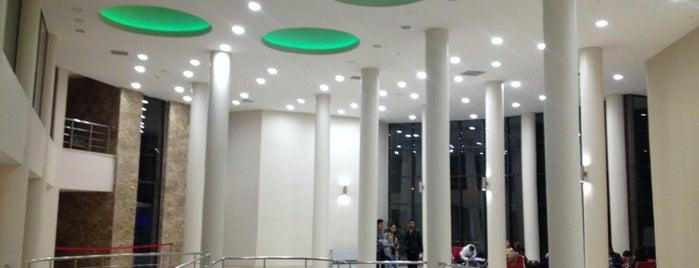Nurettin Ardıçoğlu Kültür Merkezi is one of UFuK•ॐ 님이 좋아한 장소.