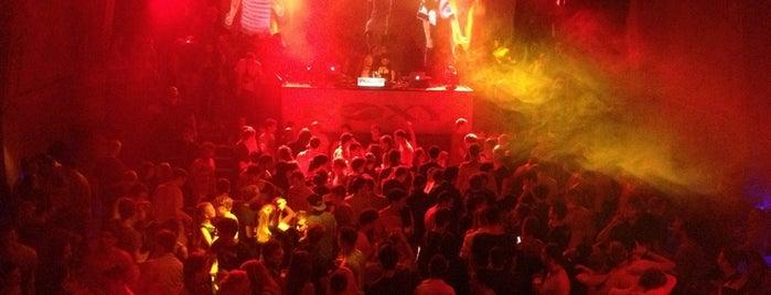 Roxy dolní bar is one of Prague.