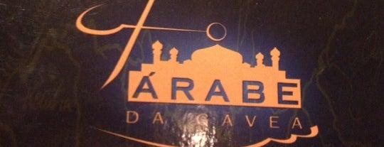 O Árabe da Gávea is one of RIO Comes & Bebes.