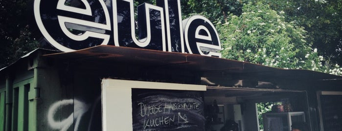 Café Eule is one of Coffee spots Berlin.