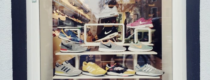 Just Sneakers is one of Mitte mit Michael - other.