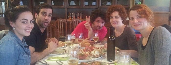 Restaurante Cabo Home is one of Lugares favoritos de Jake.