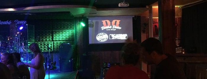 Double  Deuce is one of Lugares favoritos de Diana.